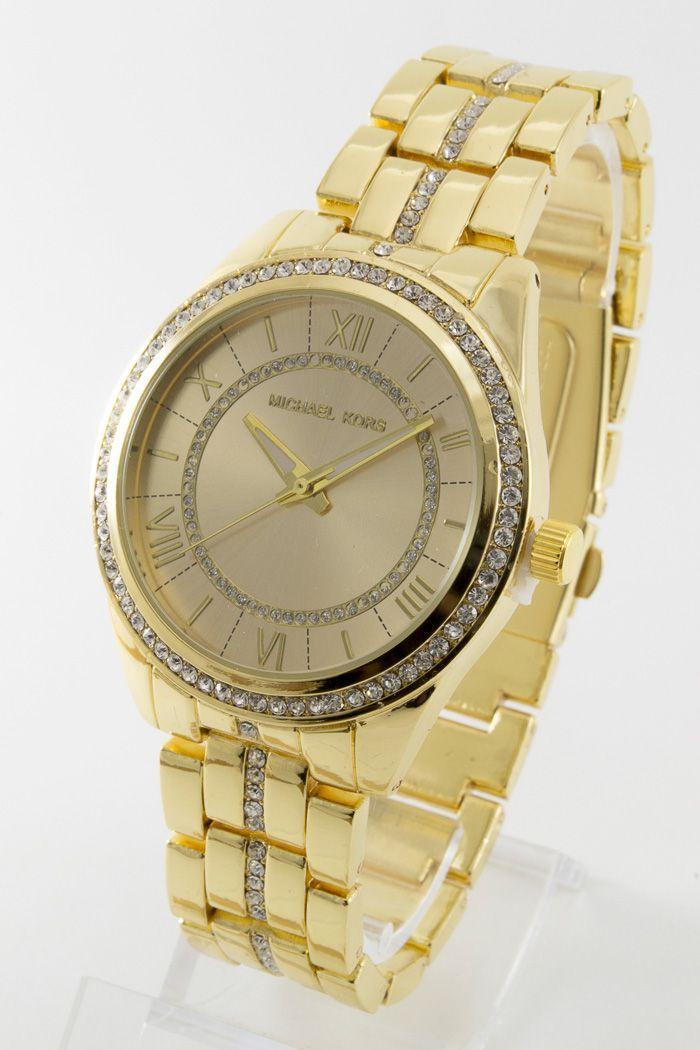 Женские наручные часы Mісhаеl Коrs (в стиле Майкл Корс) (код: 13865)
