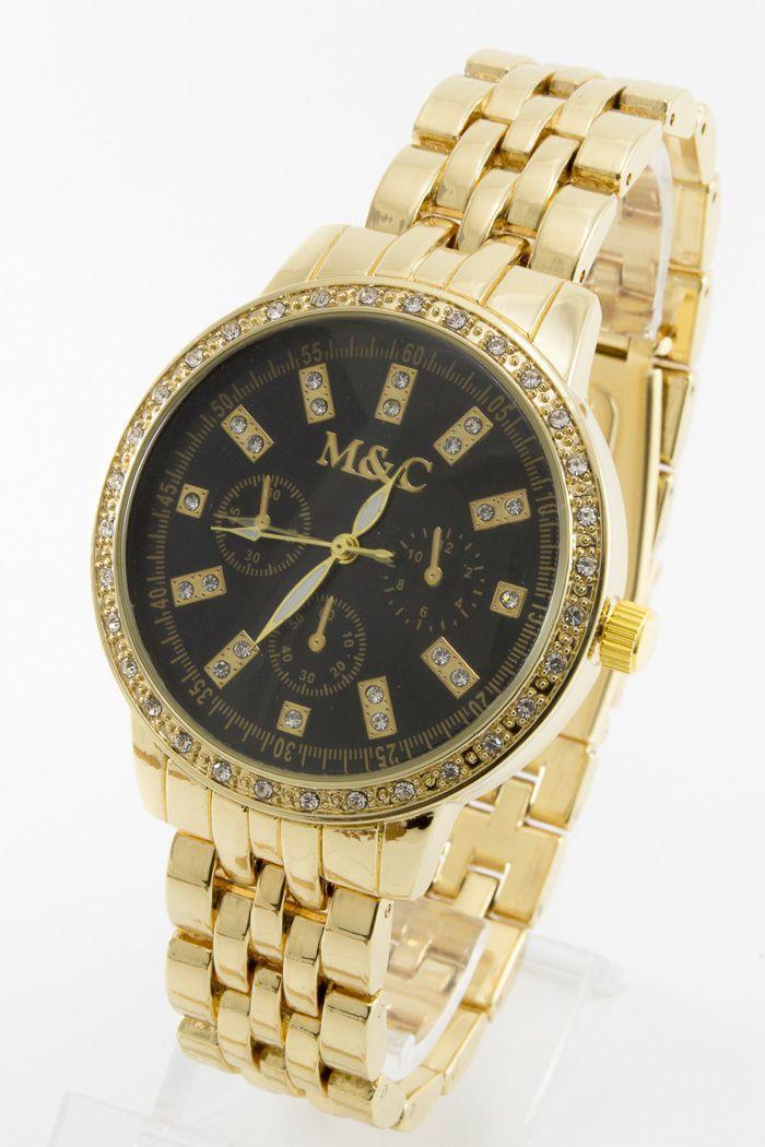 Женские наручные часы M&C (код: 13893)