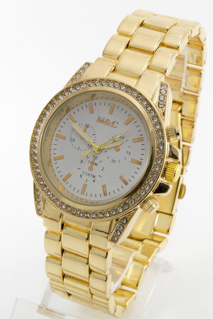 Женские наручные часы M&C (код: 13894)