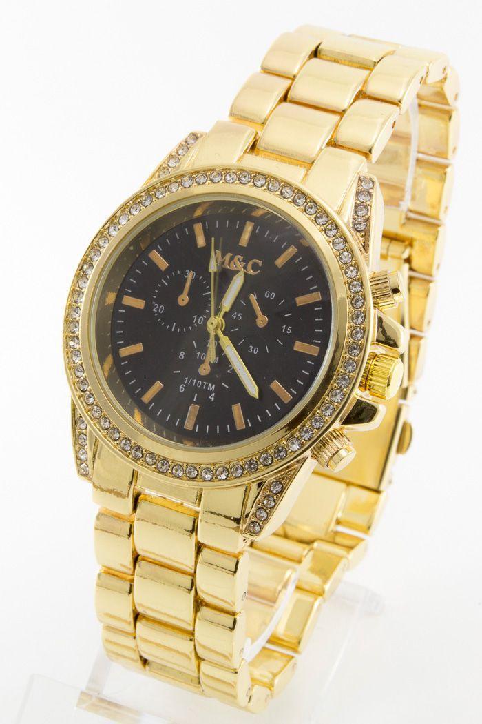 Женские наручные часы M&C (код: 13895)
