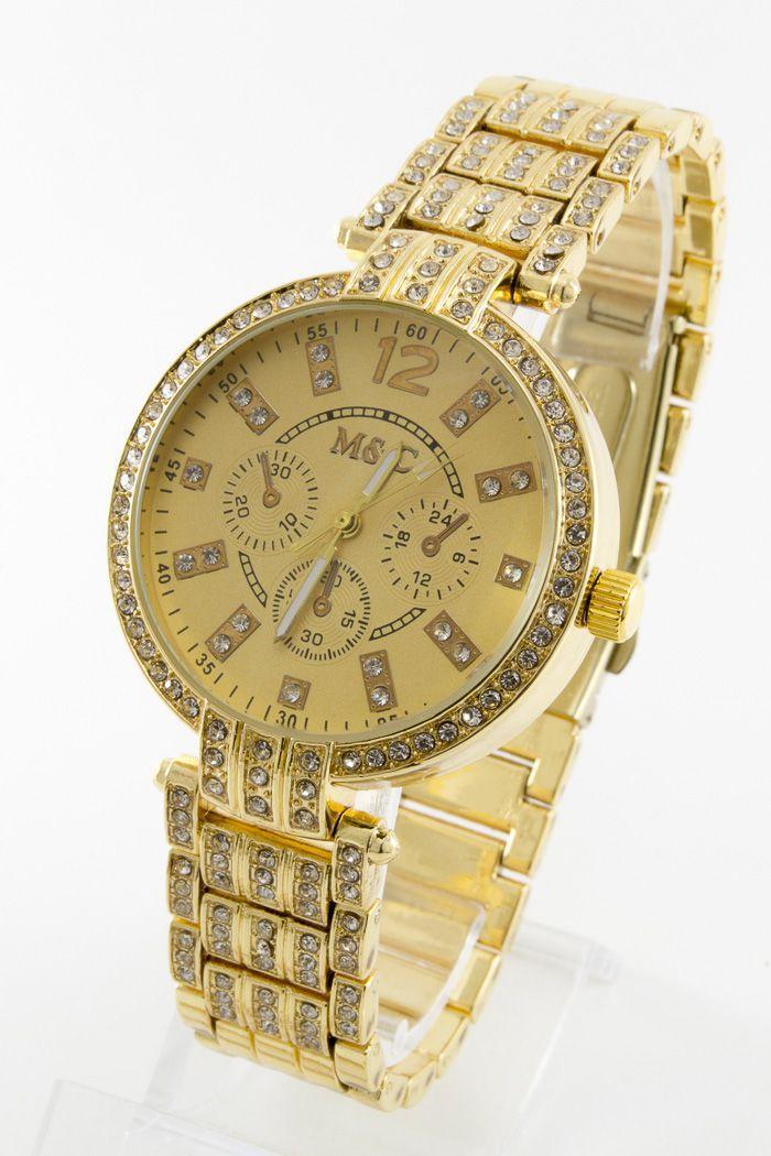 Женские наручные часы M&C (код: 13899)
