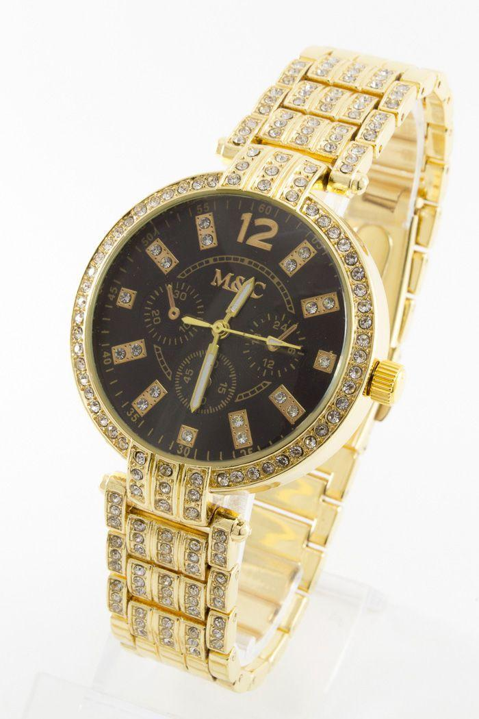 Женские наручные часы M&C (код: 13900)