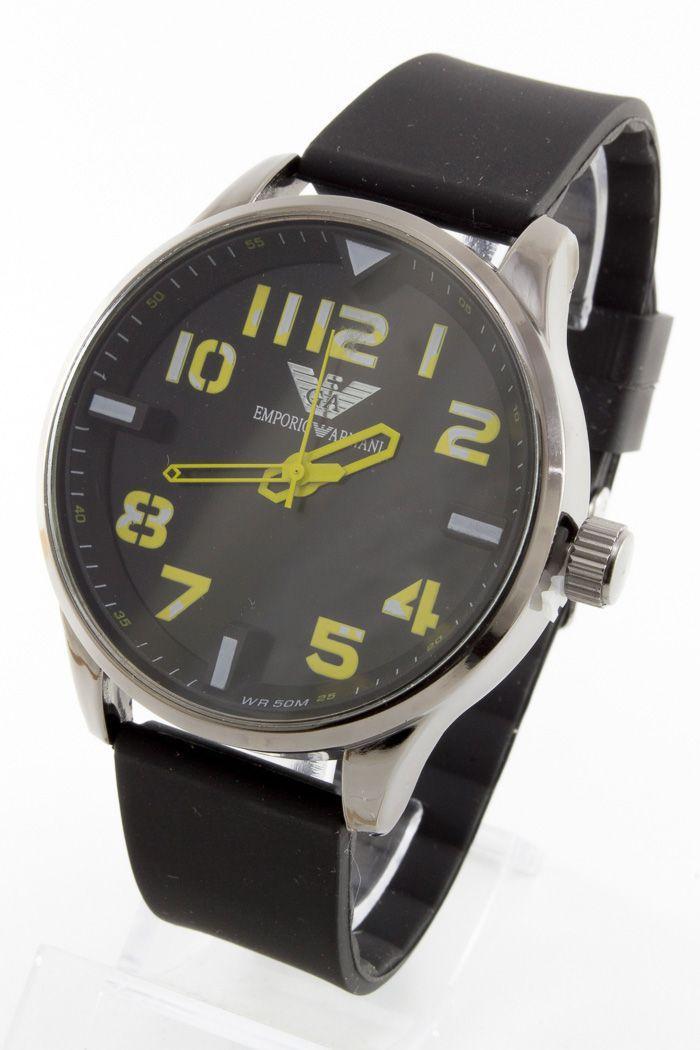 Мужские наручные часы Emporio Armani (код: 13910)