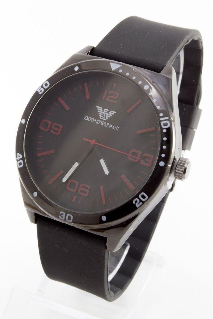 Мужские наручные часы Emporio Armani (код: 13915)