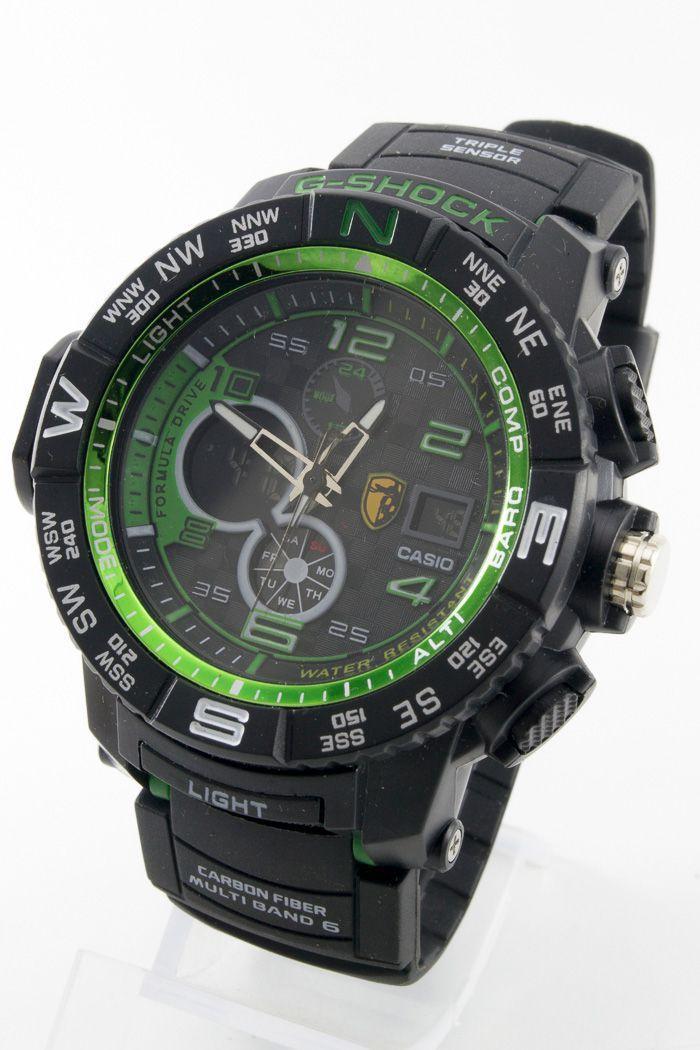 Спортивные наручные часы Casio G-Shock (код: 13961)