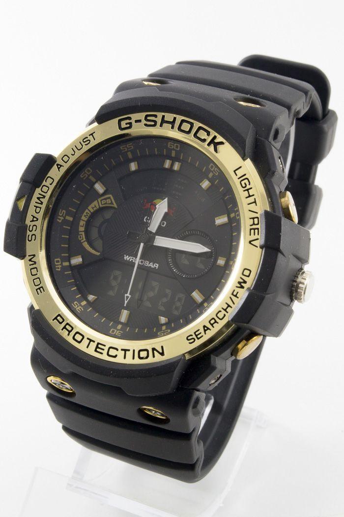 Спортивные наручные часы Casio G-Shock (код: 13964)