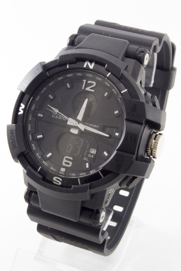 Спортивные наручные часы Casio G-Shock (код: 13972)