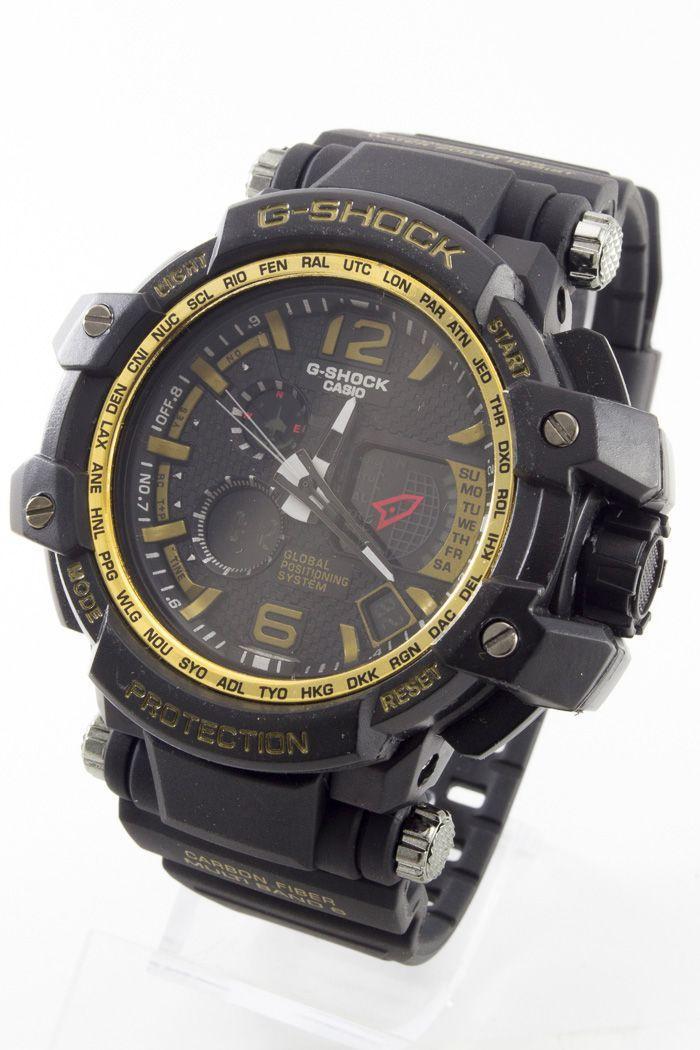 Спортивные наручные часы Casio G-Shock (код: 13976)
