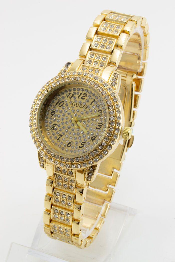 Женские наручные часы Guess (код: 14007)