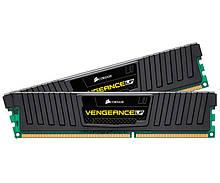 Память 4Gb x 2 8Gb Kit DDR3 1600 MHz PC3-12800 Corsair Vengeance LP Black CML8GX3M2A1600C9
