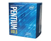 Процессор Intel Pentium Gold LGA1151 G5600 Box 2x3,9 GHz BX80684G5600