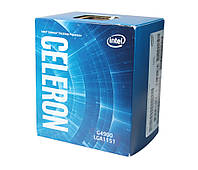 Процессор Intel Celeron LGA1151 G4900 Box 2x3,1 GHz BX80684G4900