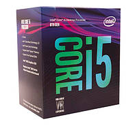 Процессор Intel Core i5 LGA1151 i5-8600K Box 6x3,6 GHz BX80684I58600K