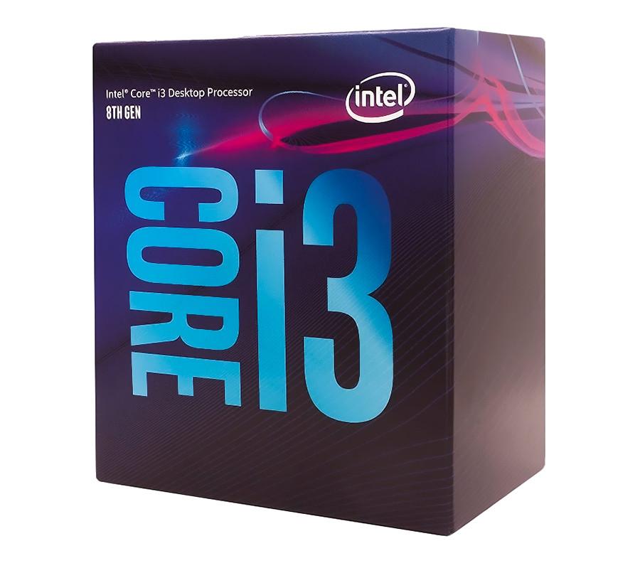 Процессор Intel Core i3 LGA1151 i3-8100 Box 4x3,6 GHz BX80684I38100