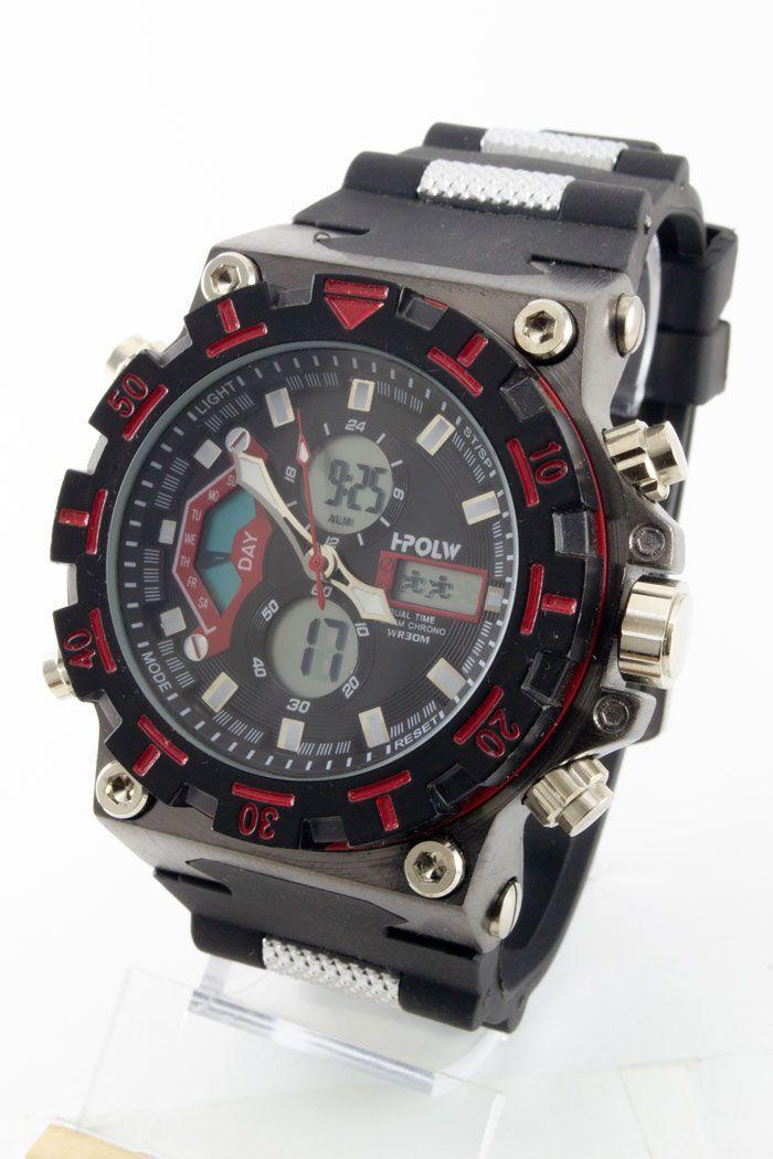 Спортивные наручные часы Hpolw (код: 14125)