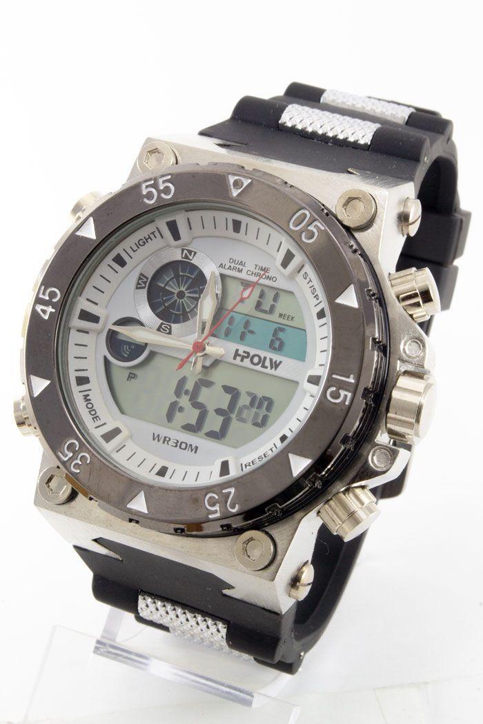Спортивные наручные часы Hpolw (код: 14128)