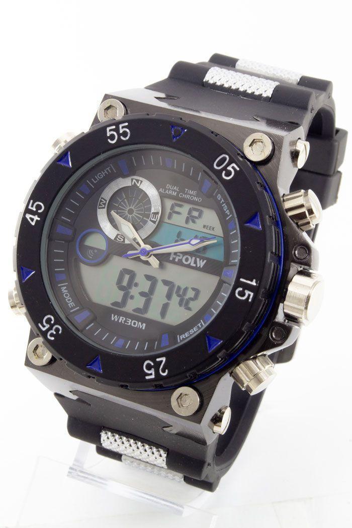 Спортивные наручные часы Hpolw (код: 14131)