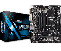 Мат.плата с процессором AsRock J4005M