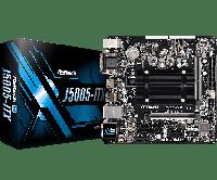 Мат.плата с процессором AsRock J5005-ITX