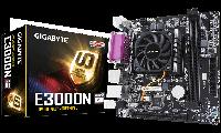 Мат.плата с процессором Gigabyte GA-E3000N