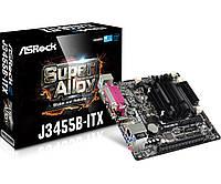Мат.плата с процессором ASRock J3455B-ITX