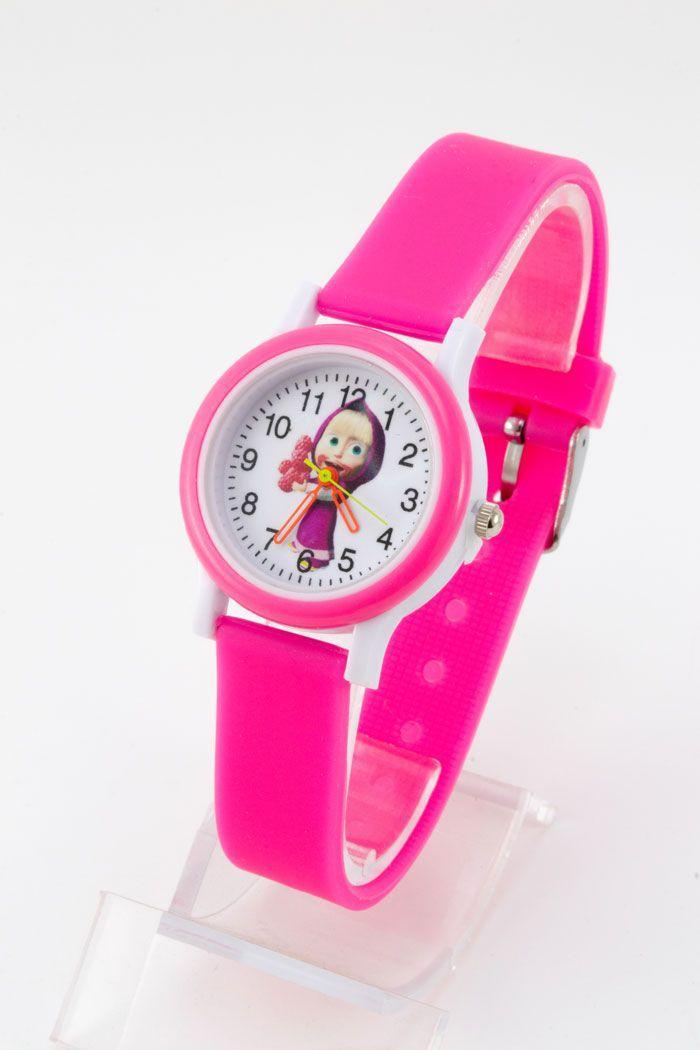 Детские наручные часы Маша и Медведь (код: 14243)