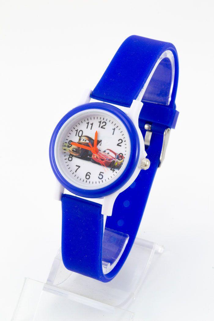 Детские наручные часы Тачки (код: 14258)