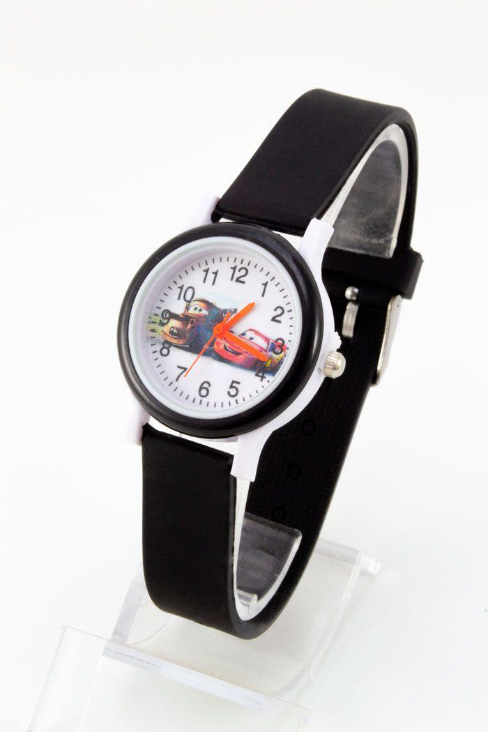 Детские наручные часы Тачки (код: 14259)