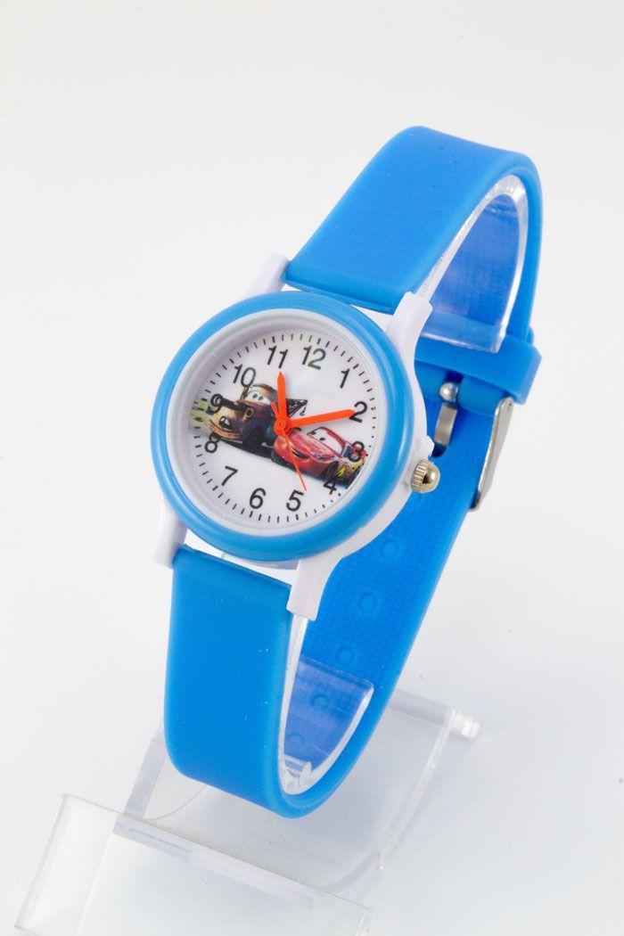 Детские наручные часы Тачки (код: 14260)