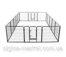 Огорожа для собак 60 х 80 см 16 заборов