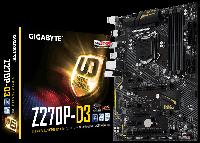 Мат.плата 1151 Z270 Gigabyte GA-Z270P-D3