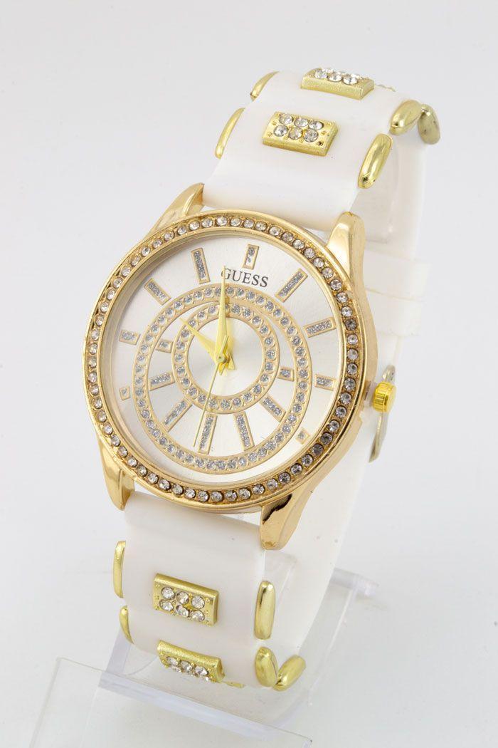 Женские наручные часы Guess (код: 14420)