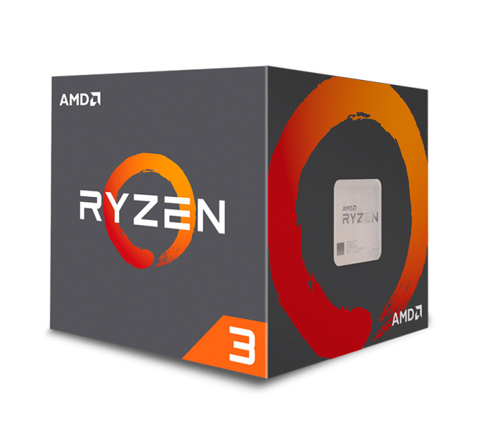 Процессор AMD AM4 Ryzen 3 1300X Box 4x3,5 GHz YD130XBBAEBOX