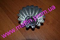 Форма для кекса металлическая набор 10 шт №3, фото 1