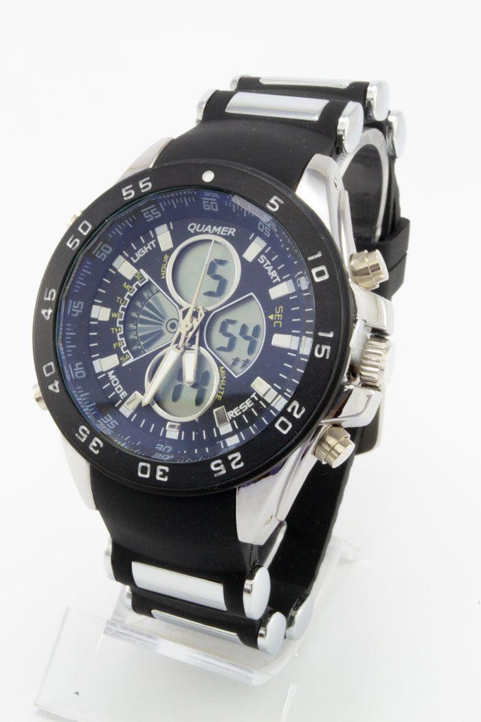 Спортивные наручные часы Quamer (код: 14759)