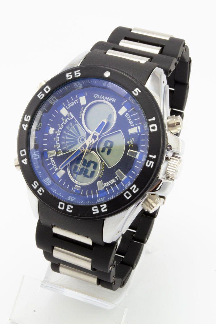 Спортивные наручные часы Quamer (код: 14760)