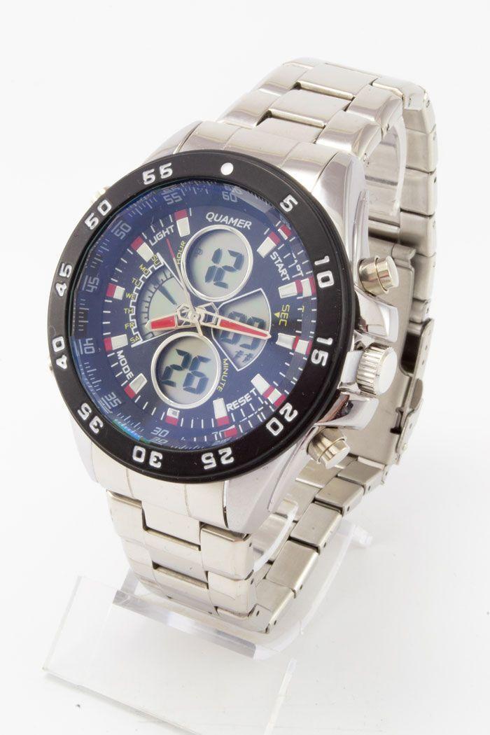 Спортивные наручные часы Quamer (код: 14776)