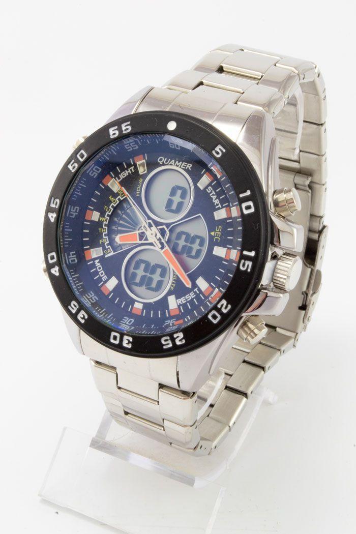 Спортивные наручные часы Quamer (код: 14778)