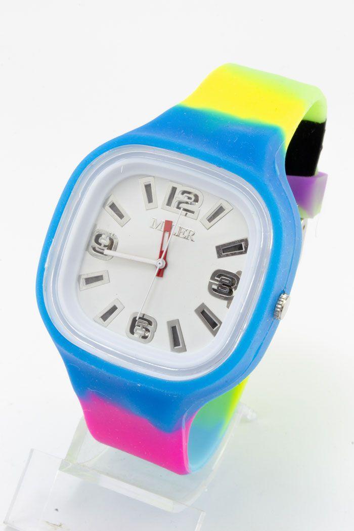 Женские наручные часы Miler с подсветкой (код: 14825)