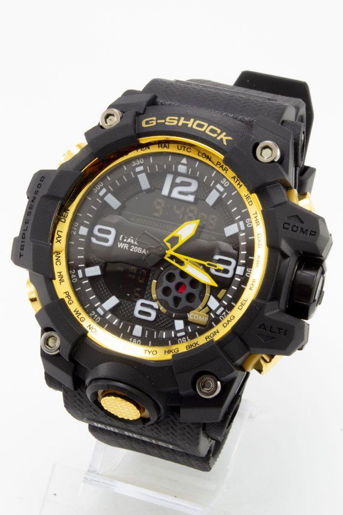 Спортивные наручные часы Casio G-Shock (код: 14834)