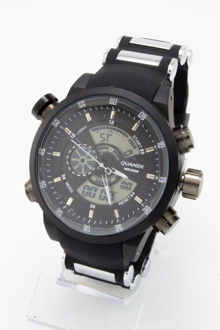 Спортивные наручные часы Quamer (код: 14865)