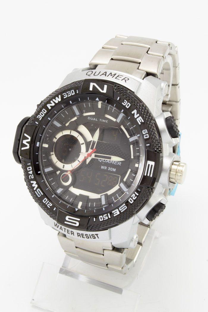 Спортивные наручные часы Quamer (код: 14884)