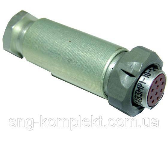Разъем  МР1-10-5В, МР1-10-6В