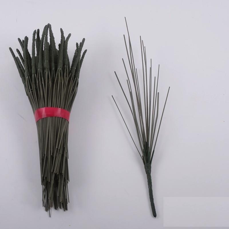 Ножка на 18 голов, 45 см (25 шт./ уп.) Искусственные цветы