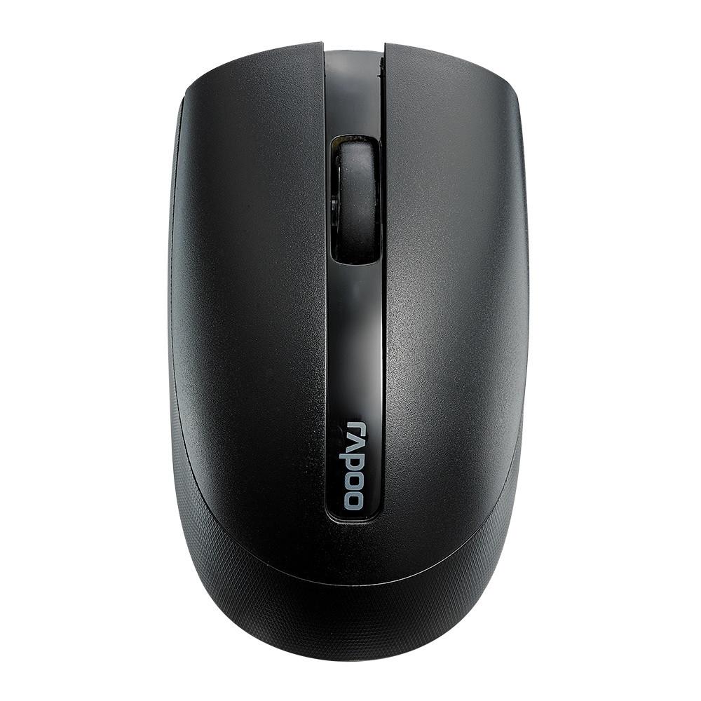 Мышь Rapoo M17 wireless Black