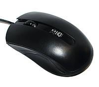 Мышь HQ-Tech HQ-MPM60 Black USB Optical 1000DPI Box