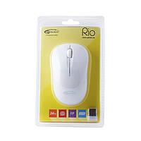 Мышь Gemix RIO 1200 DPI беспроводная White USB