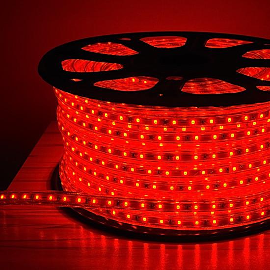 LED 3528 Red 100m 220V