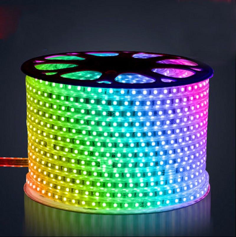 LED 3528 RGB 100m 220V