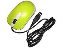 Мышь Genius DX-120 Green USB optical